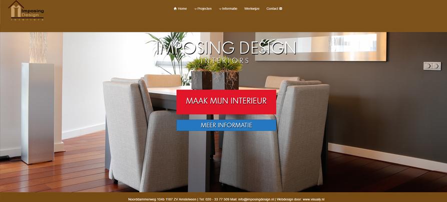 Imposing Design