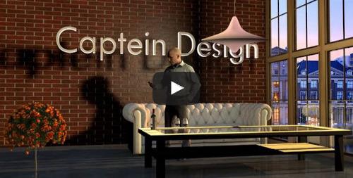 Captein Design 3D