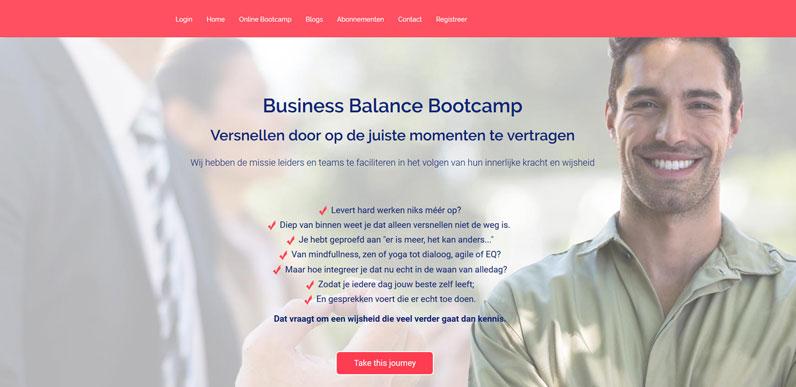 Business Balance Bootcamp (Under Construction)