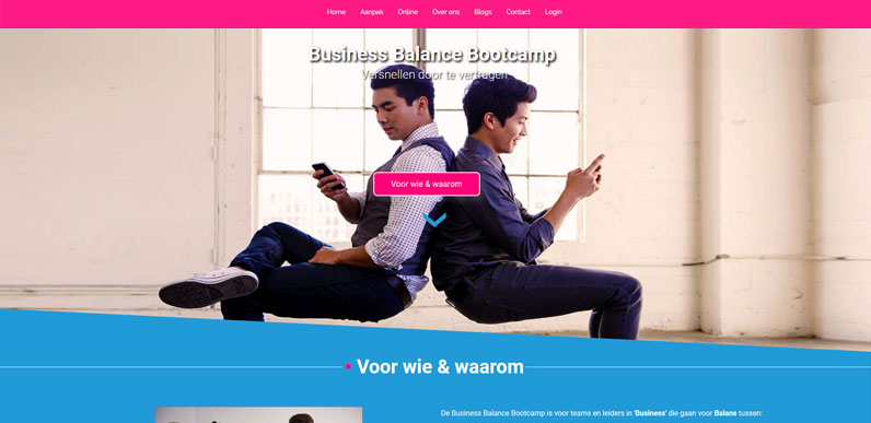 Business Balance Bootcamp